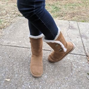 UGG Koolaburra Brown Winter Boots